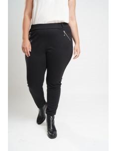 Pantalon slim grande taille...