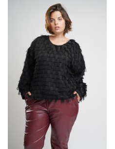 Blouse grande taille...